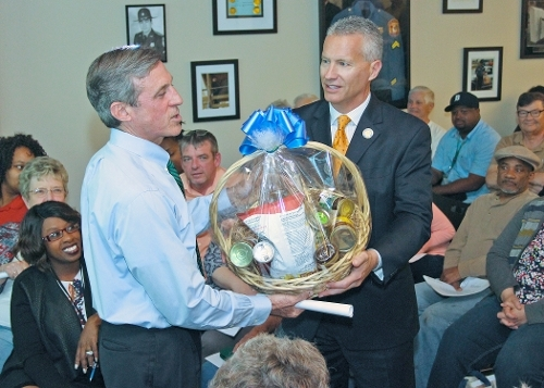 Town Hall with Governor Explores State Budget Challenges