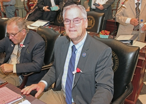 MAY IS POPPY MONTH IN DELAWARE