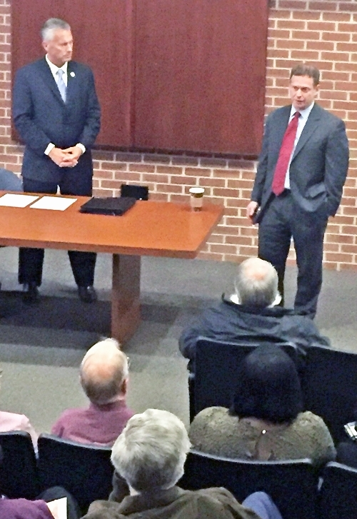 Town Hall Probes Delaware's Opioid Drug Problem