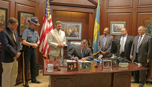 Legislation to regulate the massage therapy industry is signed into law