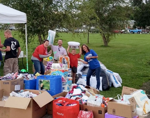 Local Hurricane Harvey Relief Effort