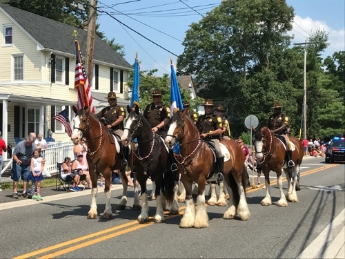 The Hockessin 4th of July Parade marks another year of success