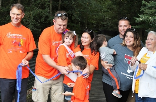 Supporting the work of Easterseals